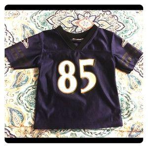 Boys 2T Ravens Jersey